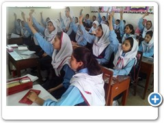 Model Lessons Girls College 21 Apr, 2015