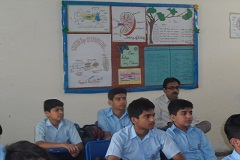 Model Lessons Boys School / Boys College 25 Apr, 2015